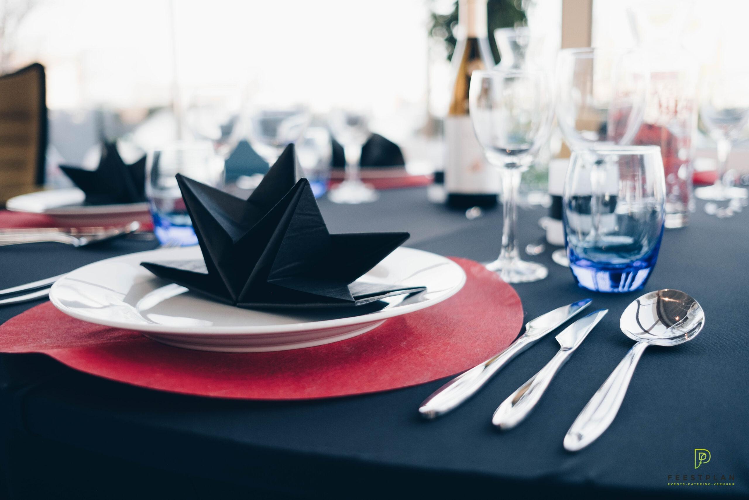 Organisatie van feesten en events
