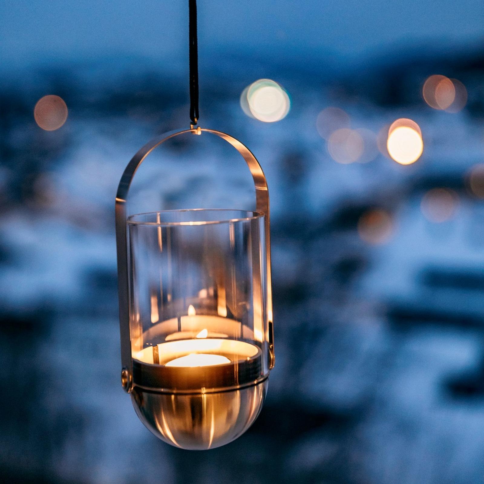 Gravity Candle M90 Windlicht