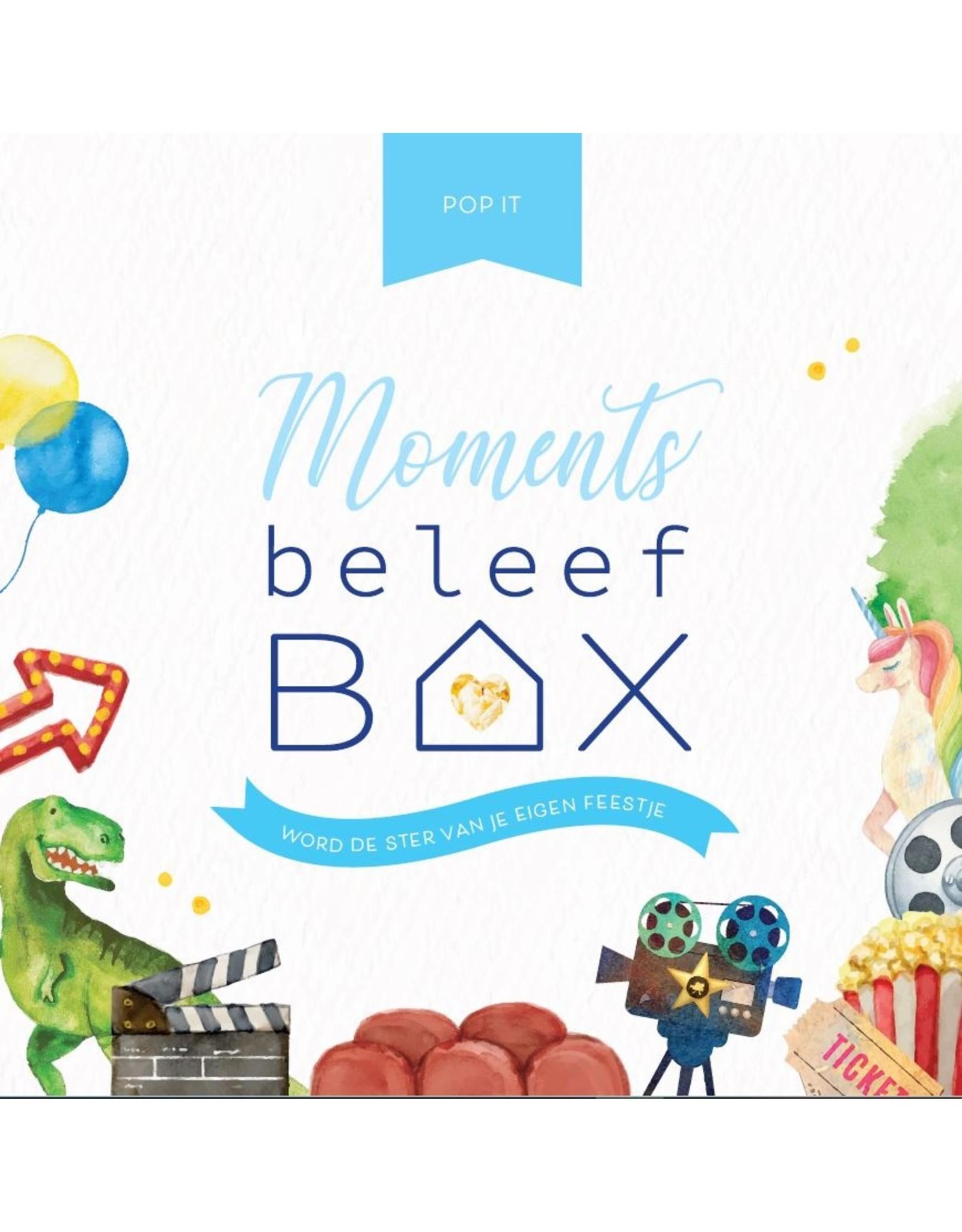 Beleefbox Let's pop together Kids