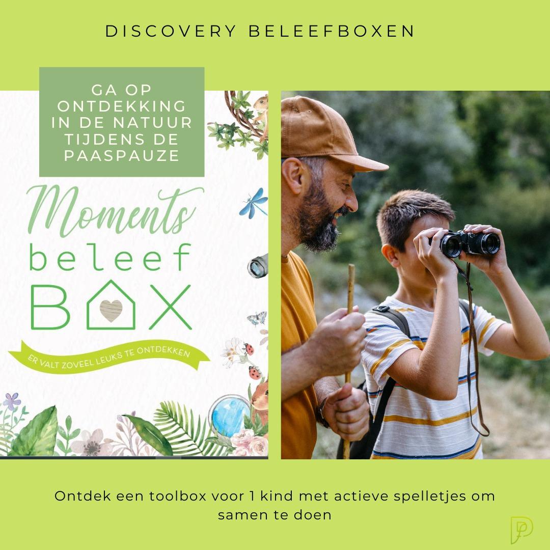 Beleefboxen Discovery
