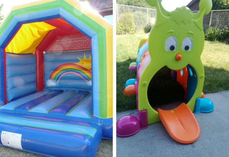 Kids pakket rainbow - maxi